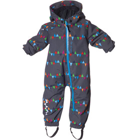 Isbjörn Toddlers Padded Jumpsuit PeaksGrey